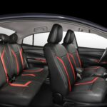 SEAT COVER LEATHER SPORTY